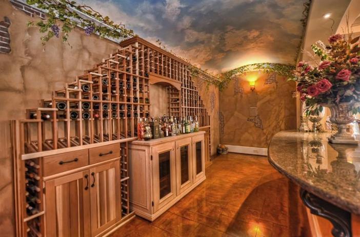 $4.9 Million Mediterranean Villa in North Carolina 11