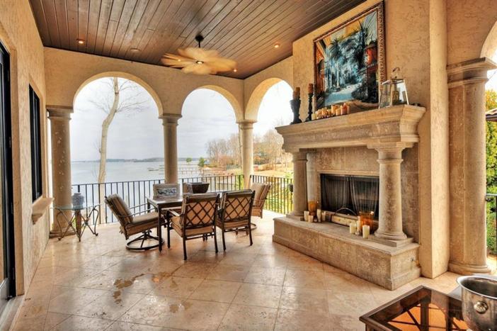 $4.9 Million Mediterranean Villa in North Carolina 14