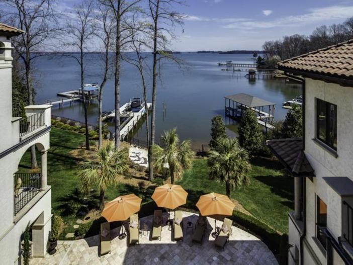 $4.9 Million Mediterranean Villa in North Carolina 4