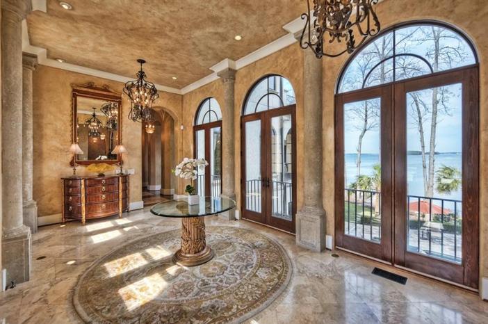 $4.9 Million Mediterranean Villa in North Carolina 5
