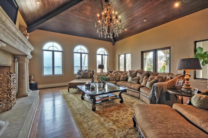 $4.9 Million Mediterranean Villa in North Carolina 6