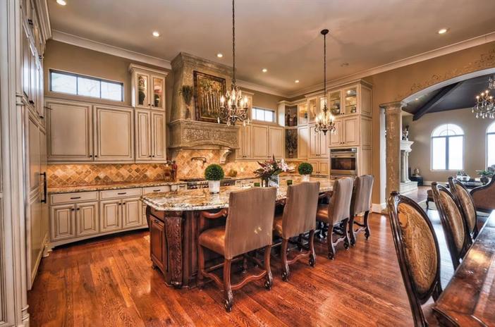 $4.9 Million Mediterranean Villa in North Carolina 7