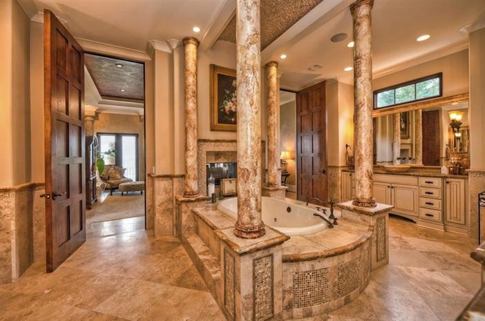 $4.9 Million Mediterranean Villa in North Carolina 9