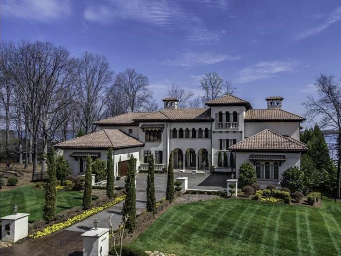$4.9 Million Mediterranean Villa in North Carolina