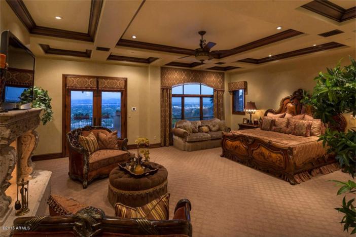 $5.5 Million Mediterranean European Villa in Paradise Valley Arizona 11