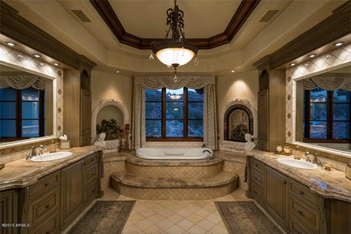 $5.5 Million Mediterranean European Villa in Paradise Valley Arizona 12