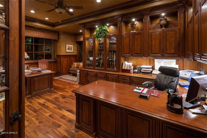 $5.5 Million Mediterranean European Villa in Paradise Valley Arizona 14