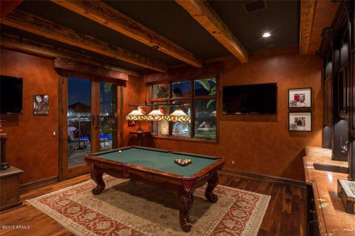 $5.5 Million Mediterranean European Villa in Paradise Valley Arizona 15