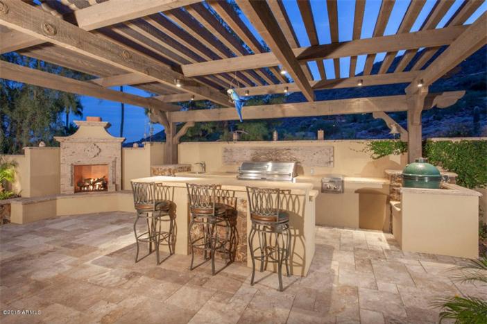 $5.5 Million Mediterranean European Villa in Paradise Valley Arizona 16