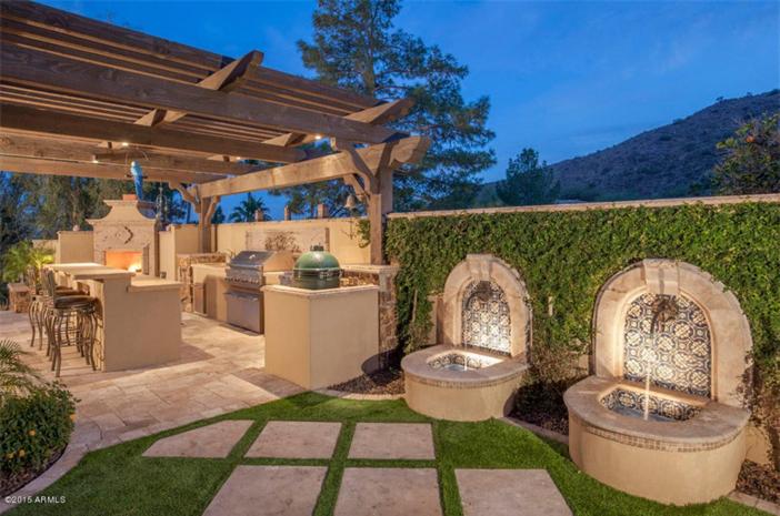 $5.5 Million Mediterranean European Villa in Paradise Valley Arizona 18