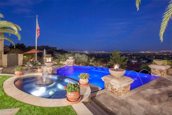 $5.5 Million Mediterranean European Villa in Paradise Valley Arizona 20