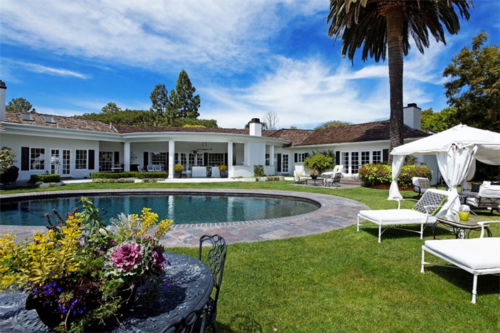 $5.8 Million Private Ranch in La Jolla California