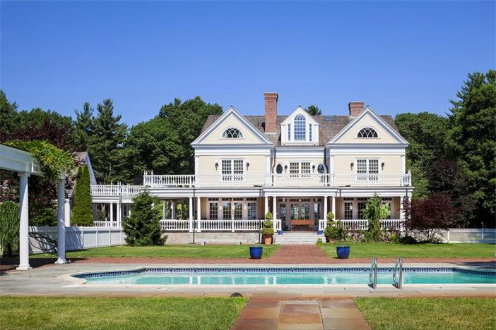 $5.9 Million Country Estate in Carlisle Massachusetts 13