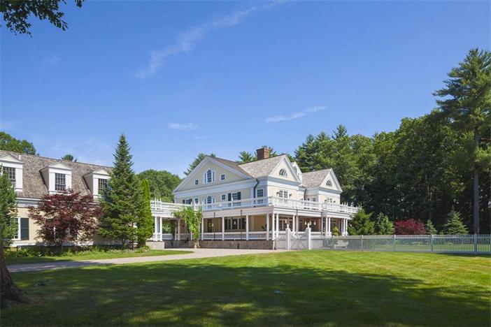 $5.9 Million Country Estate in Carlisle Massachusetts 15