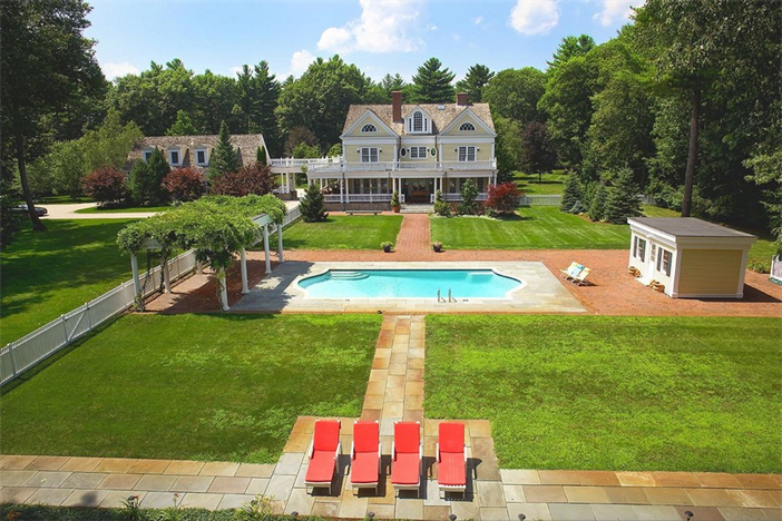 $5.9 Million Country Estate in Carlisle Massachusetts 16