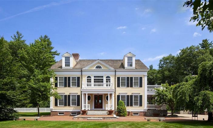 $5.9 Million Country Estate in Carlisle Massachusetts 3