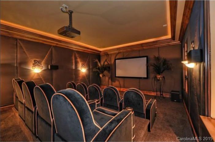 $5.9 Million Elegant Manor in Charlotte North Carolina 17