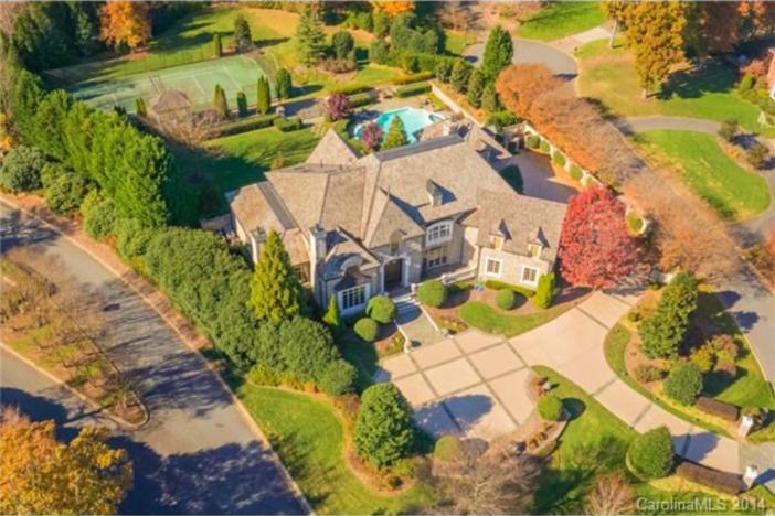 $5.9 Million Elegant Manor in Charlotte North Carolina 2