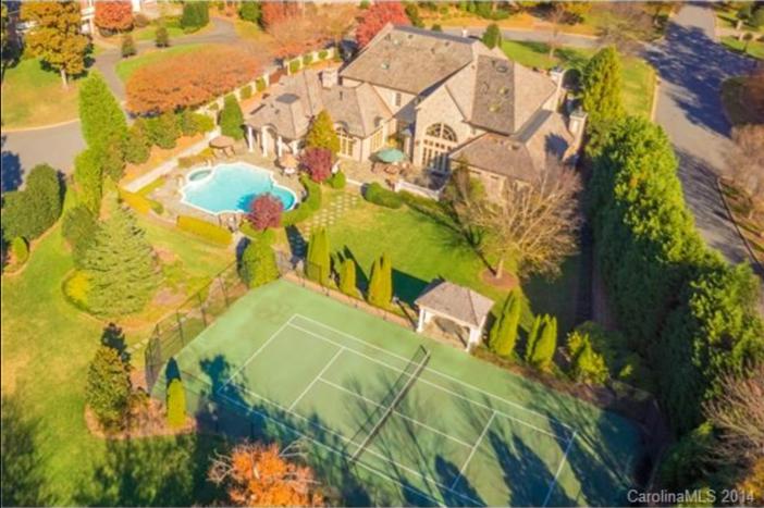 $5.9 Million Elegant Manor in Charlotte North Carolina 3