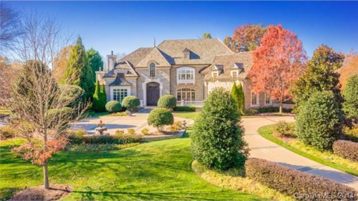 $5.9 Million Elegant Manor in Charlotte North Carolina 4