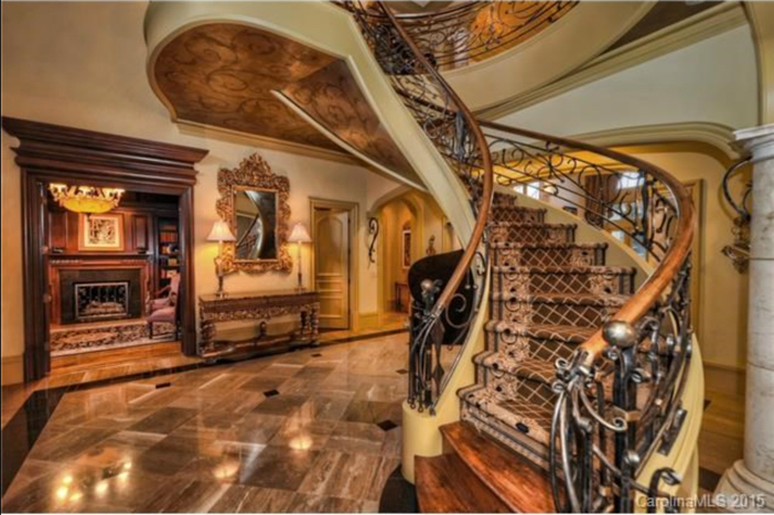 $5.9 Million Elegant Manor in Charlotte North Carolina 5