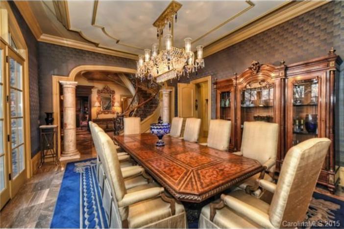 $5.9 Million Elegant Manor in Charlotte North Carolina 7