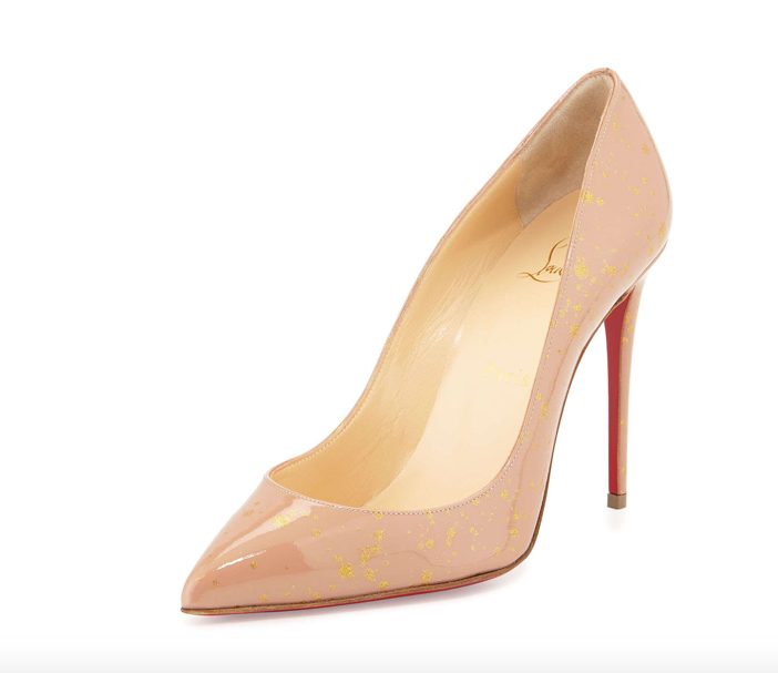 Christian Louboutin Pigalles Follies Red Sole Pump