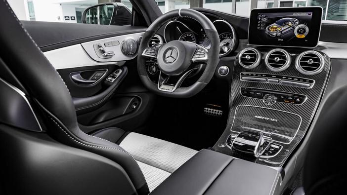 MERCEDES-AMG-C63-Coupe-Interior