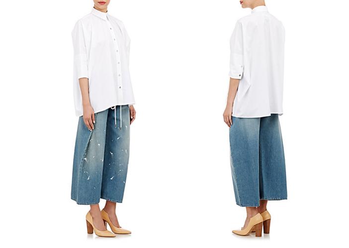 MM6 MAISON MARGIELA Foldover Jeans 2