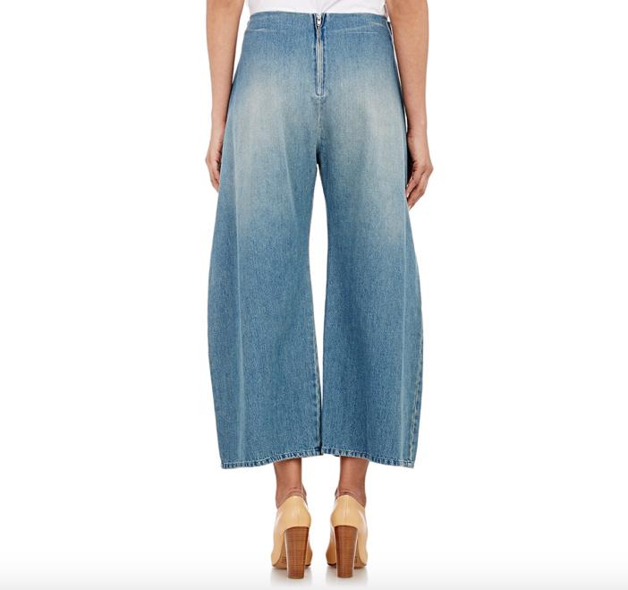 MM6 MAISON MARGIELA Foldover Jeans 5
