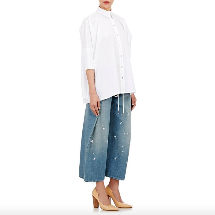MM6 MAISON MARGIELA Foldover Jeans 6