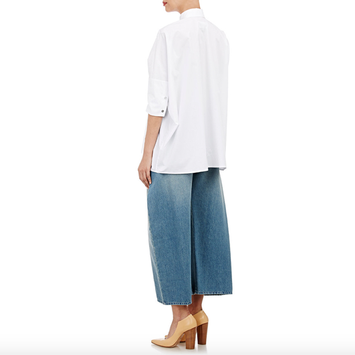 MM6 MAISON MARGIELA Foldover Jeans 7