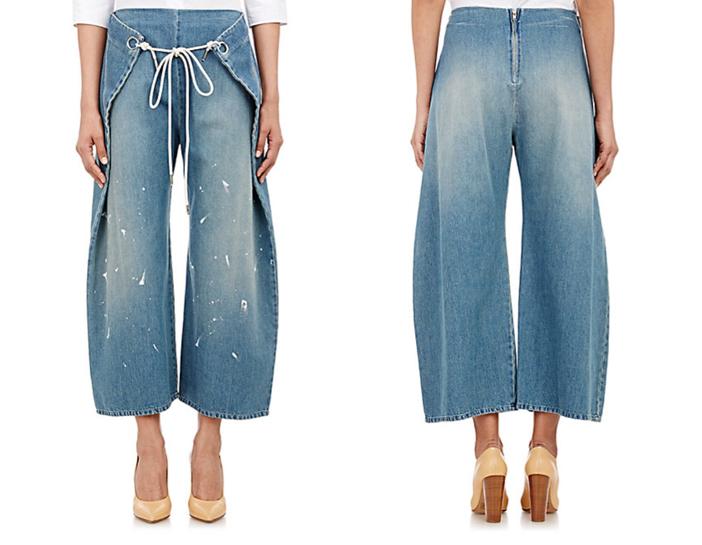 MM6 MAISON MARGIELA Foldover Jeans