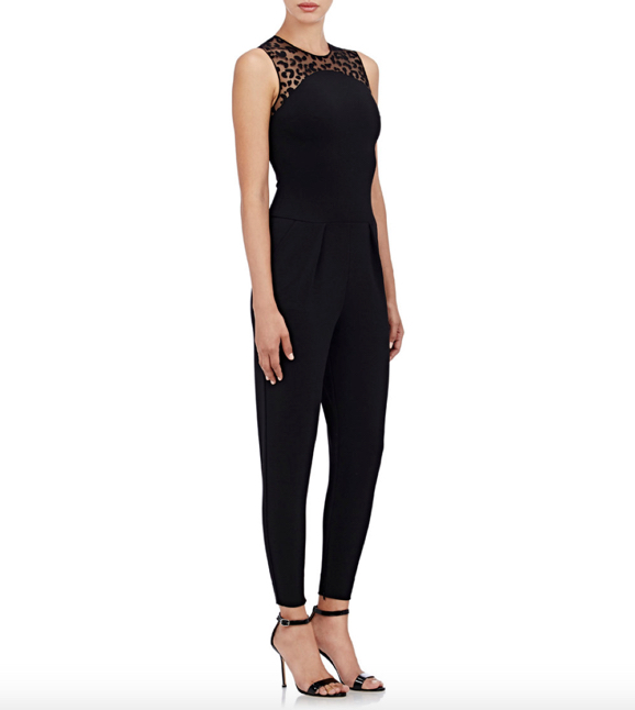 STELLA MCCARTNEY Compact Jersey Jumpsuit 2