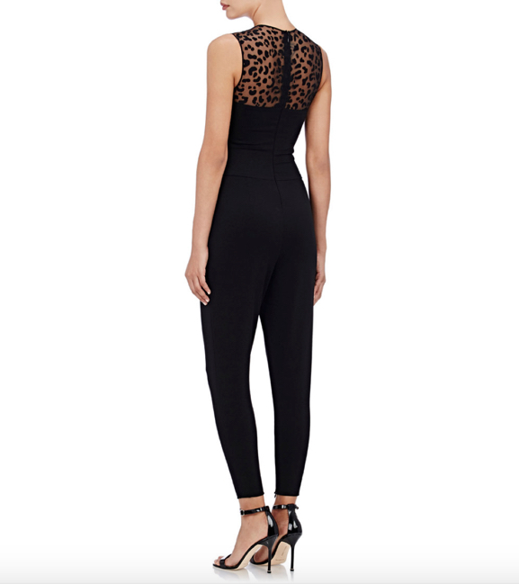 STELLA MCCARTNEY Compact Jersey Jumpsuit 3