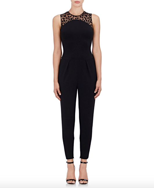 STELLA MCCARTNEY Compact Jersey Jumpsuit