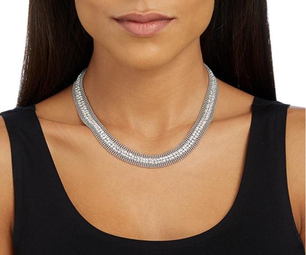 Swarovski Fit All-Around Necklace