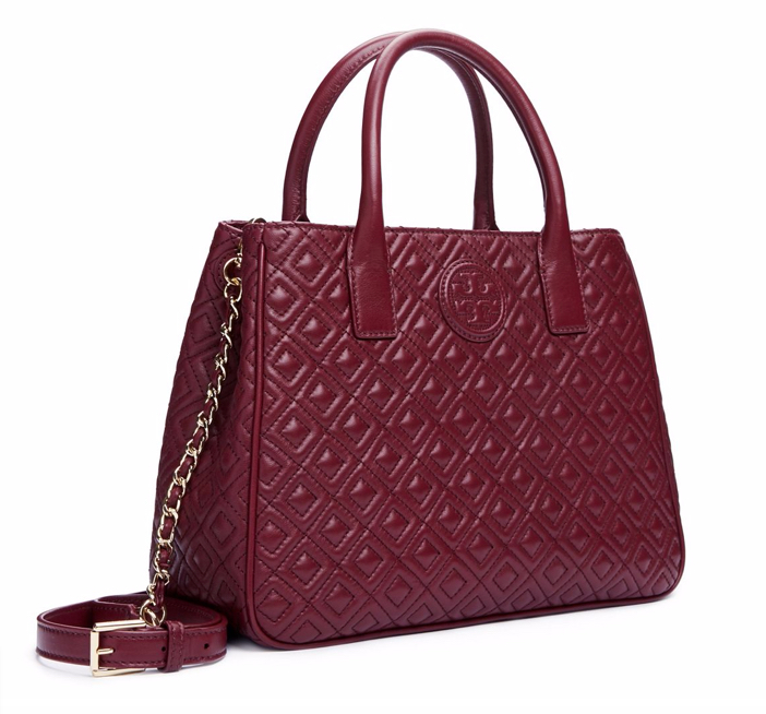 Tory Burch Marion Quilted Tote : tory burch quilted tote - Adamdwight.com