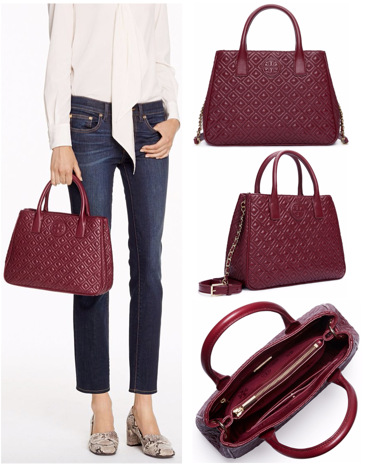 Tory Burch Marion Quilted Tote : marion quilted tory burch - Adamdwight.com