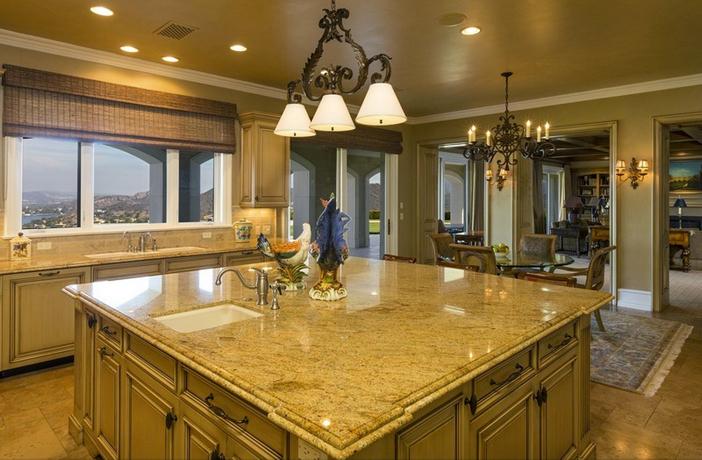 $12.9 Million Mediterranean Mansion in Thousand Oaks California 11