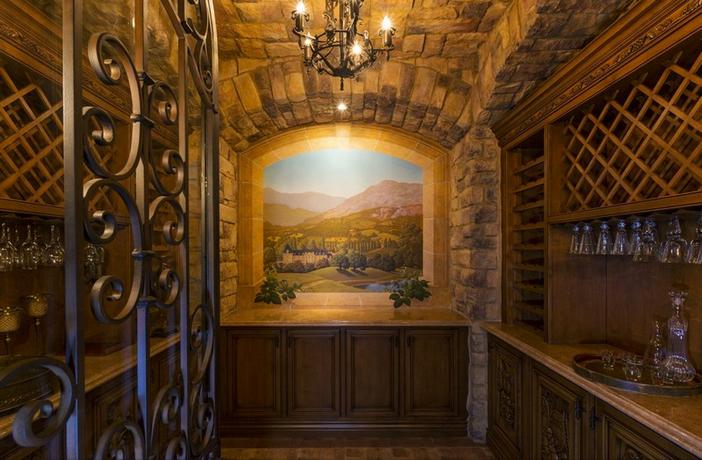 $12.9 Million Mediterranean Mansion in Thousand Oaks California 12