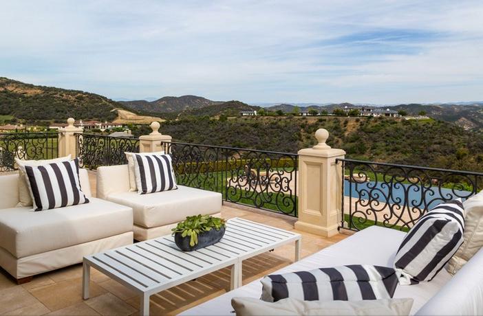 $12.9 Million Mediterranean Mansion in Thousand Oaks California 17