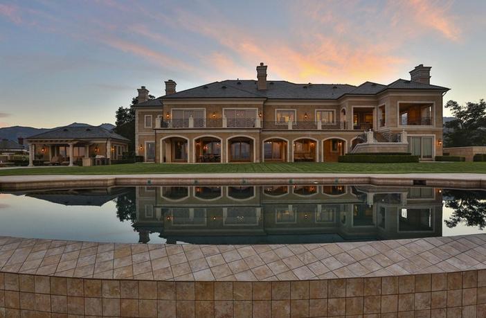 $12.9 Million Mediterranean Mansion in Thousand Oaks California 2