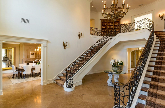 $12.9 Million Mediterranean Mansion in Thousand Oaks California 4