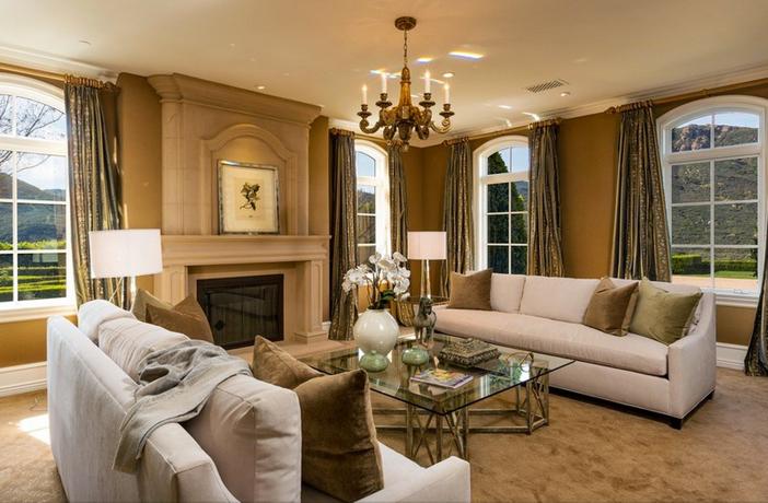 $12.9 Million Mediterranean Mansion in Thousand Oaks California 5