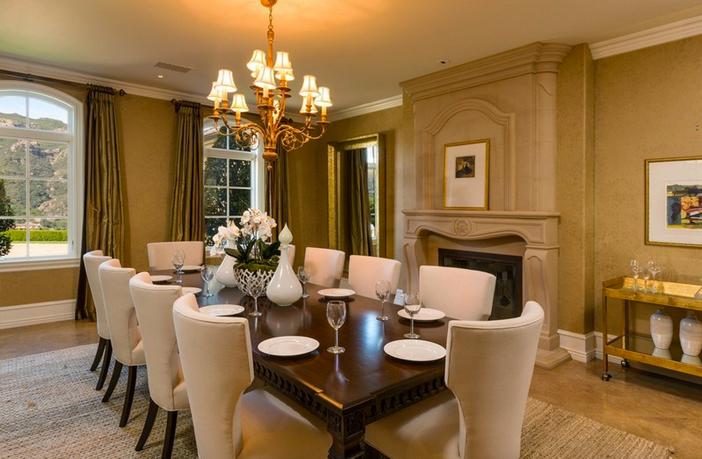 $12.9 Million Mediterranean Mansion in Thousand Oaks California 6