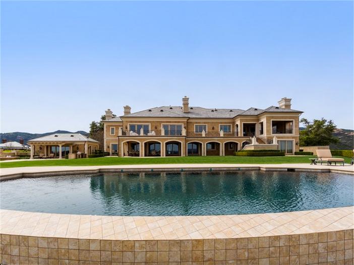 $12.9 Million Mediterranean Mansion in Thousand Oaks California
