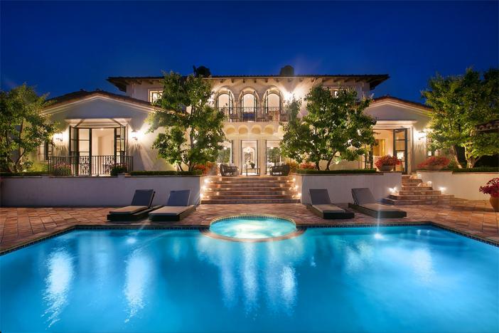 $16.7 Million Mediterranean Mansion in California