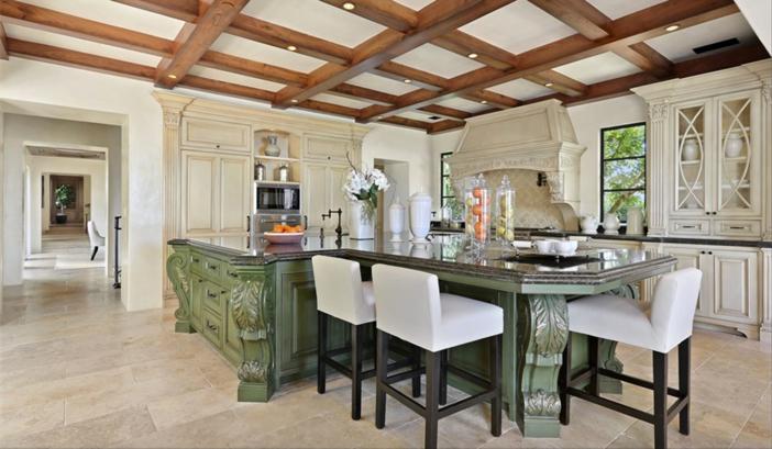 $16.7 Million Mediterranean Mansion in California 14