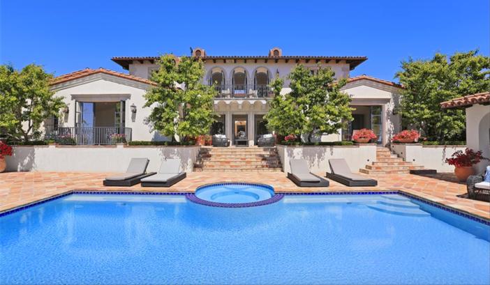 $16.7 Million Mediterranean Mansion in California 24